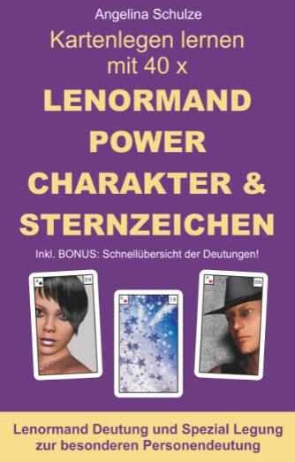 Lenormand Power Charakter